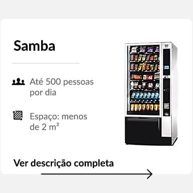 Samba Detalhes